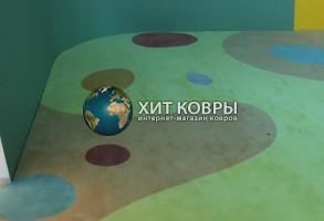 Укладка ковролина на бетонный пол